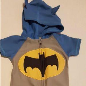 Baby gap Batman bathing suit
